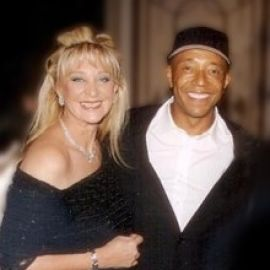 Diane with Russell Simmons, Diamond Empowerment Fund